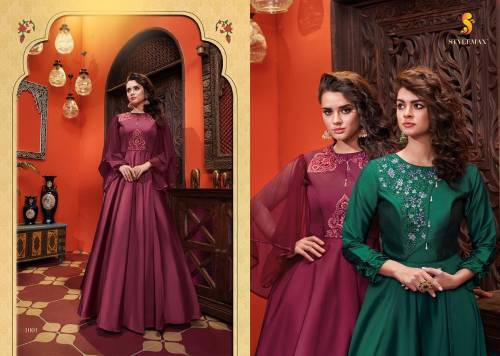 Stylemax Almirah Vol3 1001-1006 Series Kurtis