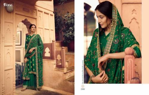 Fiona Gulmohar 22881-22887 Series Suits