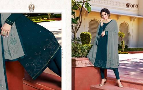 Fiona Ujjwala Vol3 22721-22727 Churidar Salwar Kameez