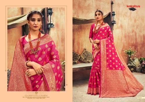 Kakshya Ruhi 9413-9418 Series Saree