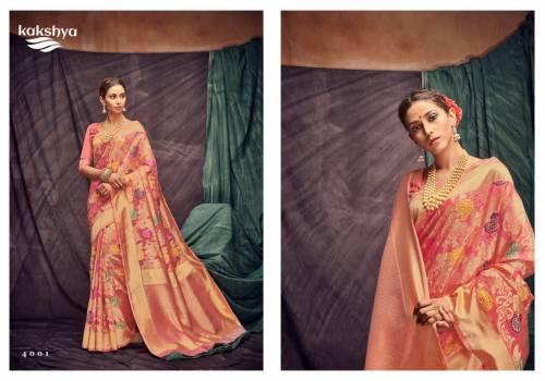 Kakshya Sairaa 4001-4006 Designer Party Wear Saree