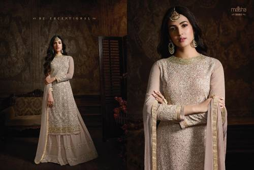 Maisha Maskeen Inayat 8601-8604 Wedding Dress