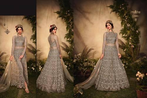 Maisha Maskeen Saumya 10001-10005 Series Dress