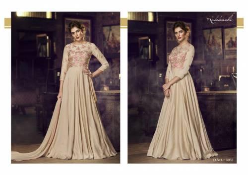 Nakkashi Flair 3080-3086 Series Designer Gown