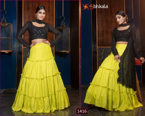 Shubhkala Khushboo Girly Vol7 1411-1417 Series