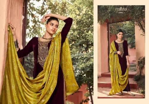 Maisha Swaragini 9001-9006 Salwar Suit