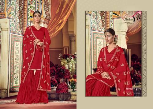 Navin Fashion Vouch 101-104 Sharara Suit