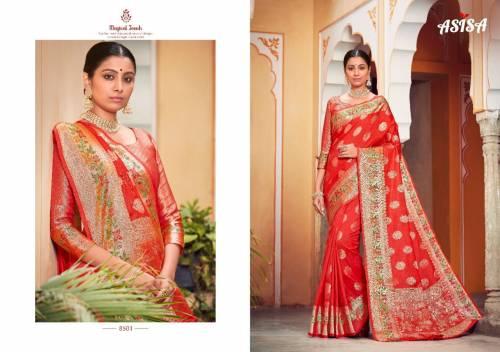 Asisa Roshani Vol1 8501-8506 Series Sarees