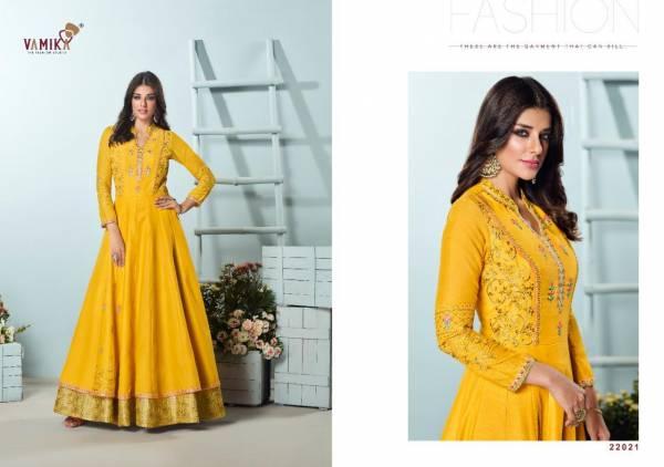 Arihant Designer Vamika Amorina Vol5 22021-22025 Series