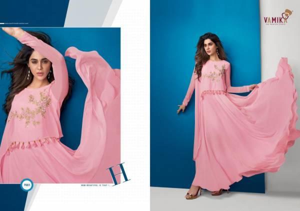 Arihant Designer Vamika Glamore 7001-7008 Series