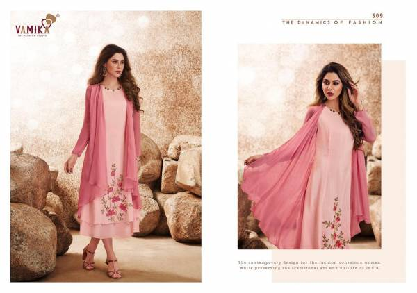 Arihant Designer Vamika Upstylish Vol2 309-314 Series