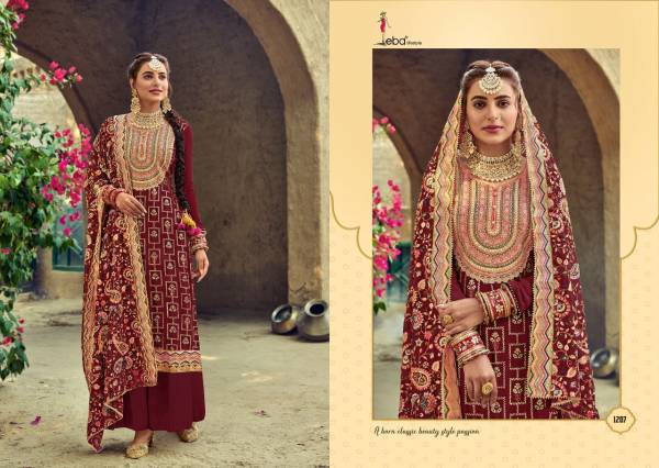 Eba Lifestyle Satrangi Special 1207-1210 Dress