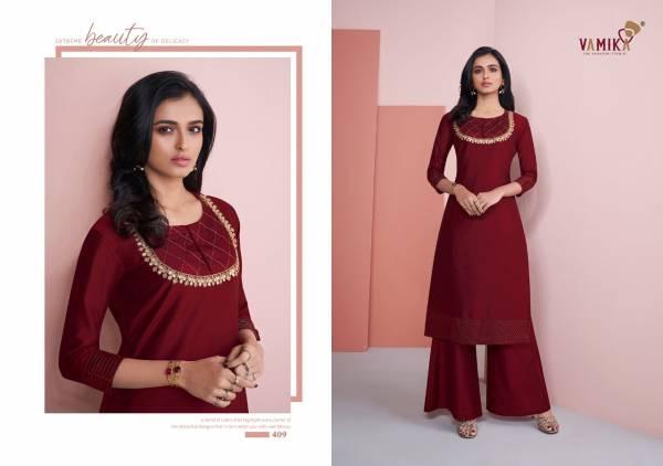 Arihant Designer Nazz Vol2 409-416 Kurti Plazzo