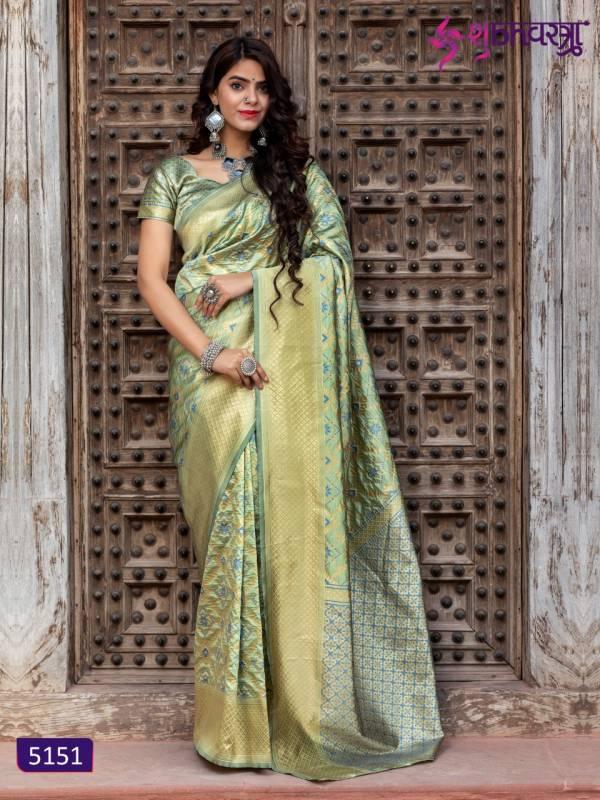 Shubh Vastra Patola Vol3 5151-5154 Series