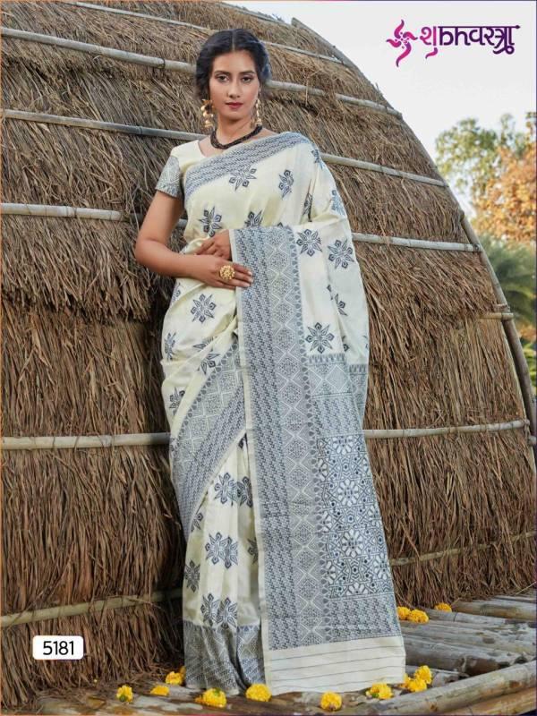 Shubh Vastra Royal Vol2 5181-5186 Series Sarees