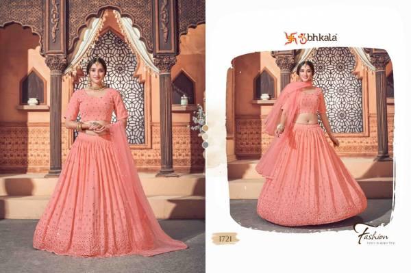 Shubhkala Khushboo Bridesmaid Vol12 1721-1726 Series
